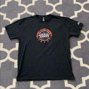 Assault bike T-shirt